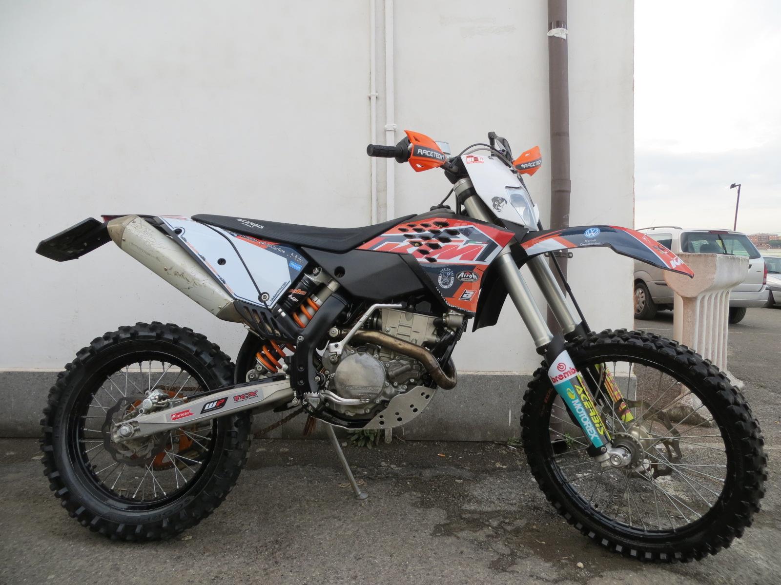Ktm Ktm 250 EXC-F ENDURO