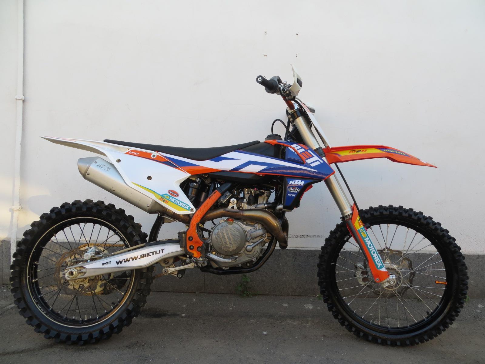 Ktm Ktm 450 SX-F cross