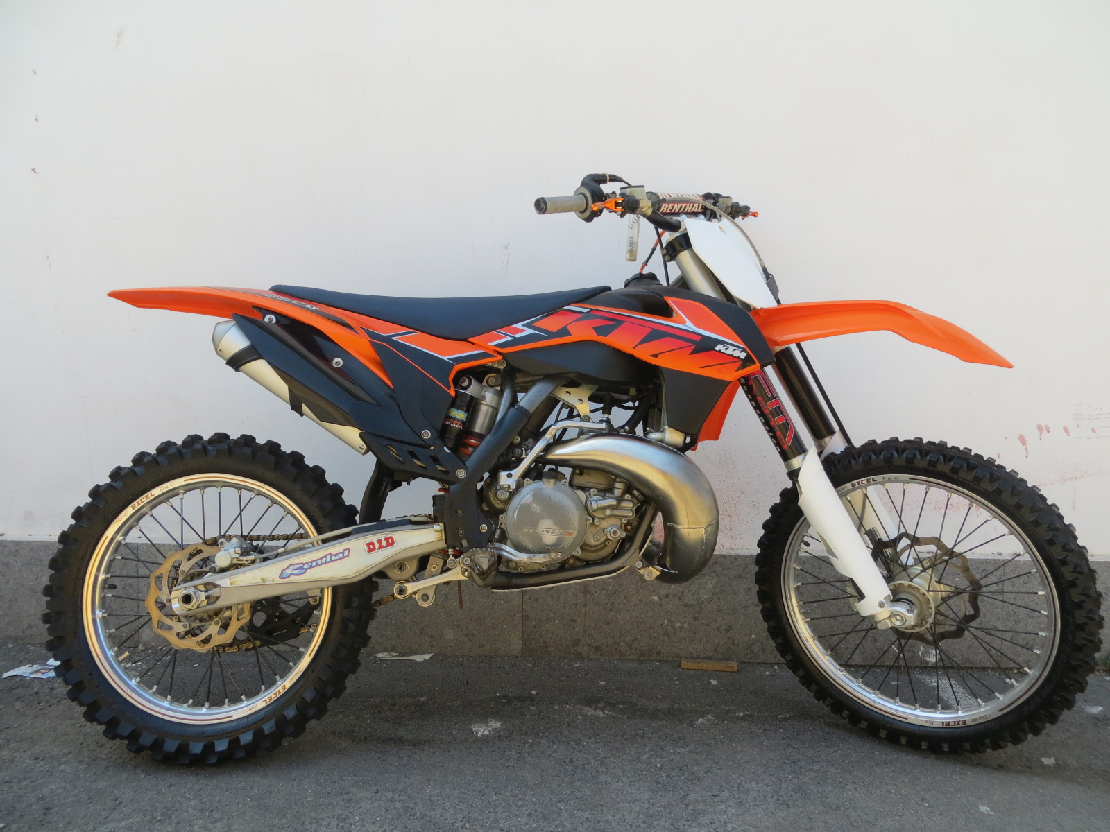Ktm Ktm SX 250 cross