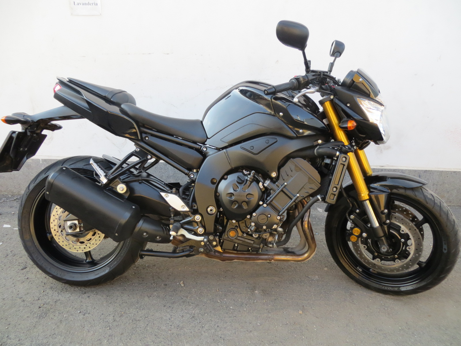 Yamaha Yamaha FZ8 Naked