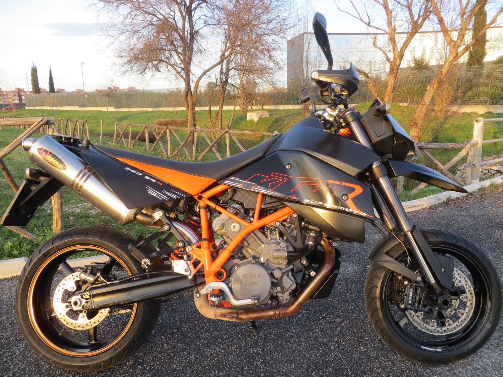 Ktm Ktm 950 Supermoto Naked