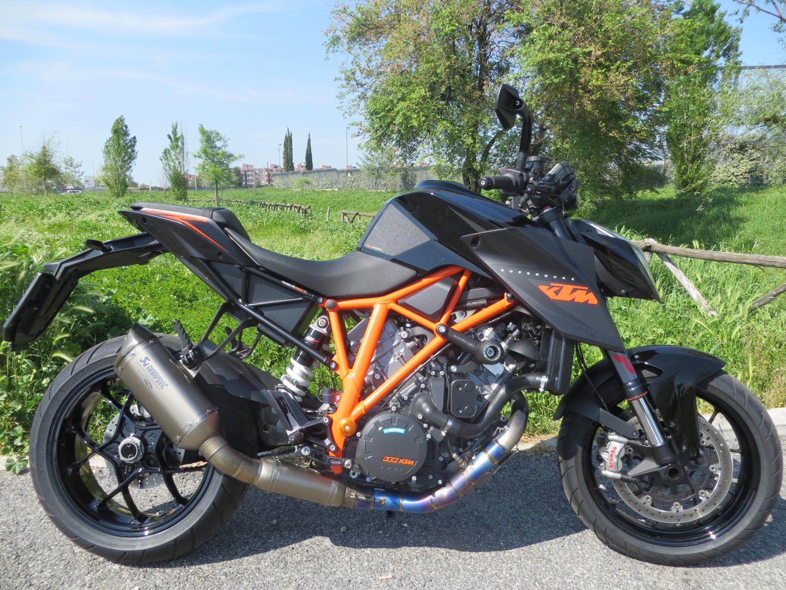 Ktm Ktm 1290 Super Duke R Naked