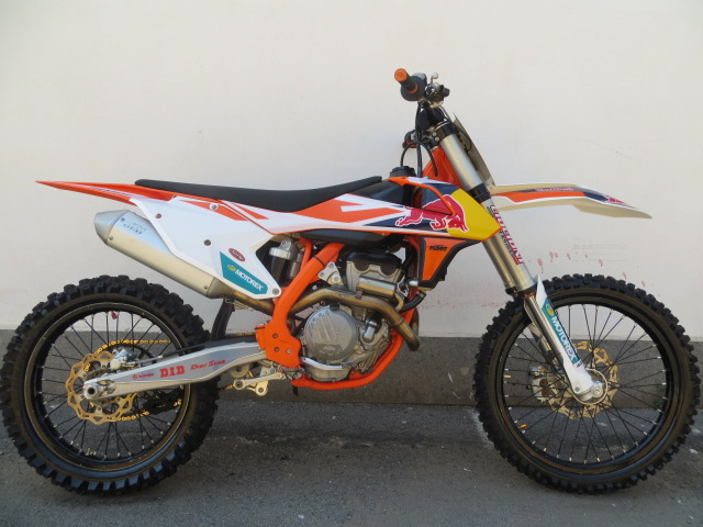 Ktm Ktm 250 SX-F CROSS